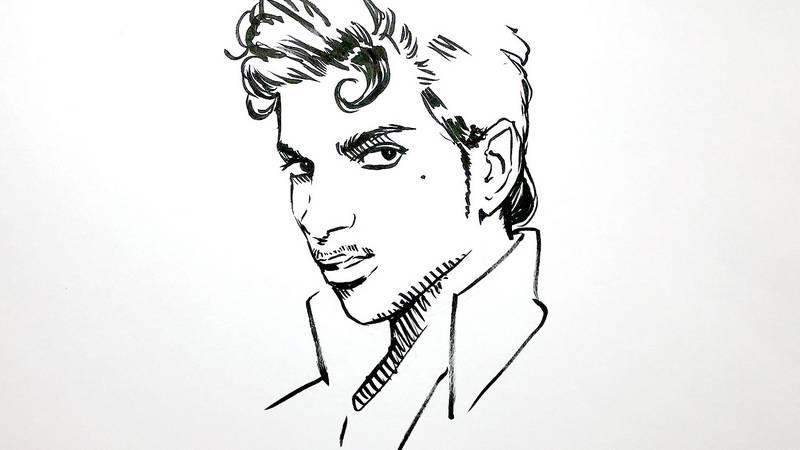 Schnellportraits Zeichnen Akademie Ruhr